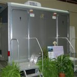 Executive Restroom Trailer Rentals