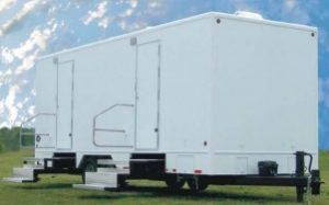 Double Diamond 4 Stall Wedding Restroom Trailer - Copy